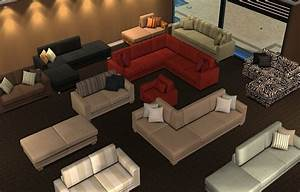 mod the sims annie modular sofa updated 22 nov 2007 With sims 4 sectional sofa