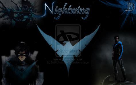 Nightwing Wallpapers Wallpapersafari