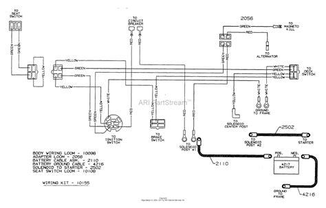 dixon ztr 3303 2001 parts diagram for wiring