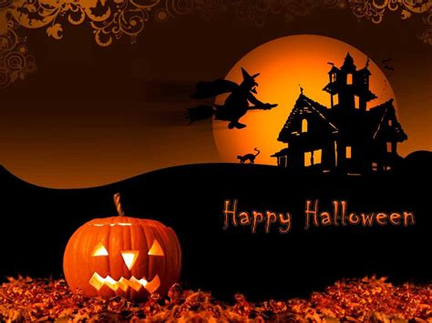 halloween backgrounds  powerpoint miscellaneous