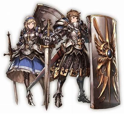 Sentinel Fantasy Granblue Classes