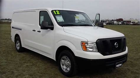 Used Nissan Nv For Sale by Used Car Commercial Vehicle Maryland Nissan Nv Vs Ford