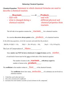 We did not find results for: Student Exploration Balancing Chemical Equations Gizmo ...