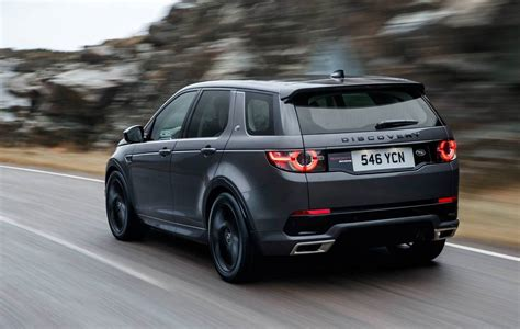 discovery land rover back 213kw land rover discovery sport evoque confirmed for