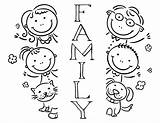 Coloring Pages Printable Happy Paper Child Christmas Frame Things Weaving Bookmark sketch template