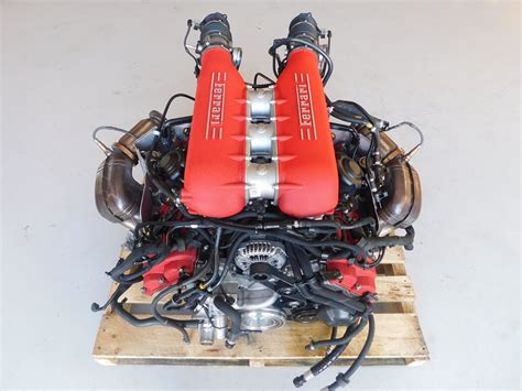 458 Italia Engine by 458 Italia Complete Engine Motor F136 V8 4 5l J094