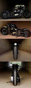 Honda Shadow Bobber  Motorcycles  Handsome Strong Men