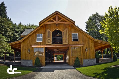 Outdoor Alluring Pole Barn With Living Quarters For Your