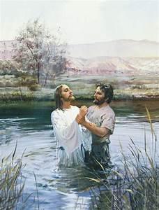 John The Baptist Baptizing Jesus  John Baptizing Jesus