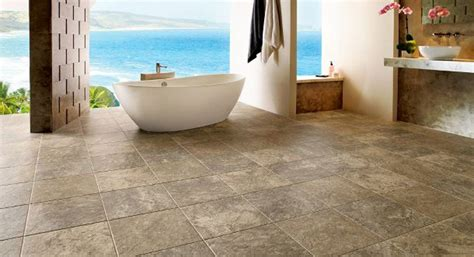 Stone Look Flooring by 2017 Guide For Travertine Tile Pros And Cons Sefa Stone