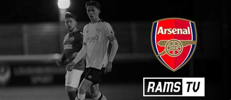 Watch Derby County Under-23s Take on Arsenal For Free On ...