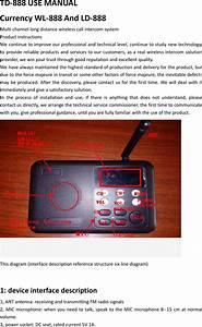 888 User Manual User Manual