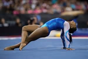 simone biles on fire gymnastics news network