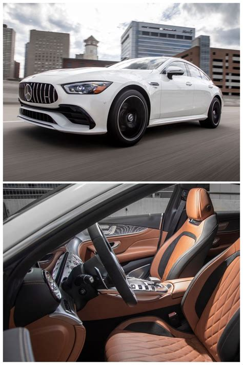 Yet it builds on every dominant trait: The New 2021 Mercedes-AMG GT 43 4-Door Coupe: The Details in 2020 | Mercedes amg, Amg, Mercedes