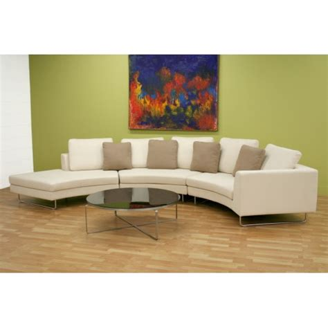 contemporary curved sectional sofa modern curved sectional sofa 25 contemporary curved and