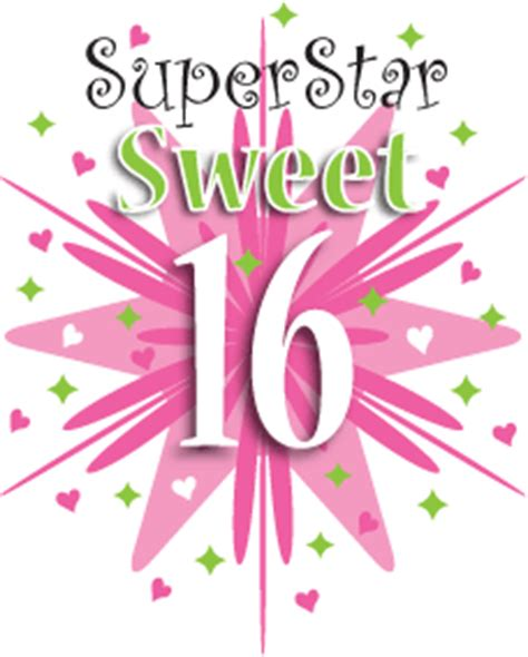 Sweet Sixteen (@my16party)   Twitter