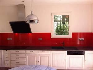 la credence en verre pour la cuisine With credence en verre trempe pour cuisine