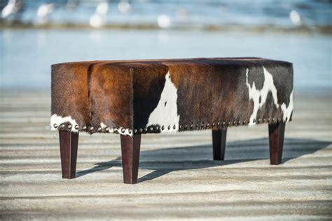 Cowhide Ottoman For Sale by Best 25 Cowhide Ottoman Ideas On Cow Hide