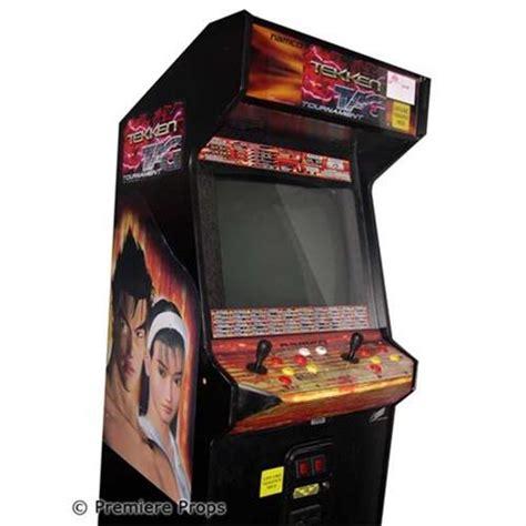 tekken arcade machine pictures to pin on pinsdaddy