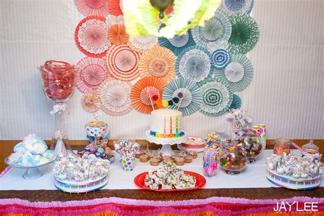 Blue Birthday Party Ideas