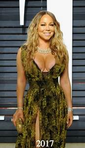 Mariah Carey Plastic Surgery Before And After Photos