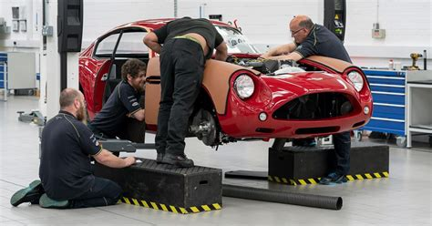 13 prizes to be won! Aston Martin DB4 Zagato Continuation requires 4,500 hours of work per car - Roadshow