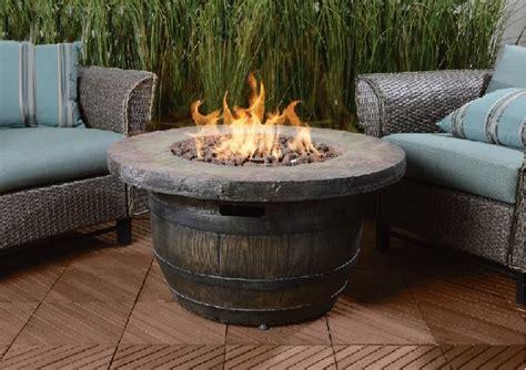Top Ten Best Gas Fire Pit Tables