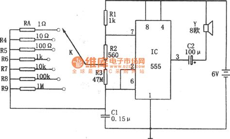 Resistance Quick Tester Diagram Circuit Measuring
