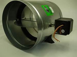 Durozone Hvac Motorized Electric Zone Control 24 Ac Damper