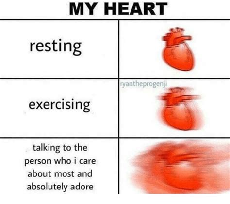 My Heart Meme - search resting memes on sizzle