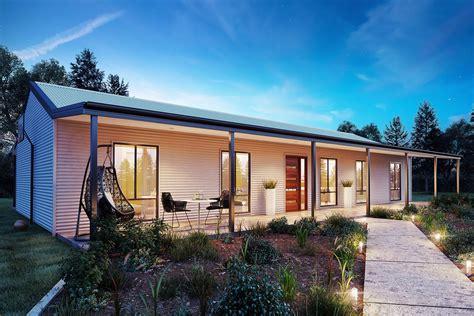 Stylish Steel Kit Homes