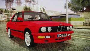 Bmw Ancien Modele : bmw m5 e28 1988 pour gta san andreas ~ Maxctalentgroup.com Avis de Voitures
