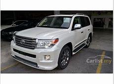 Toyota Land Cruiser 2015 47 in Kuala Lumpur Automatic SUV