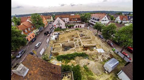 doku neuenburg  archaeologischen ausgrabungen neuenburg