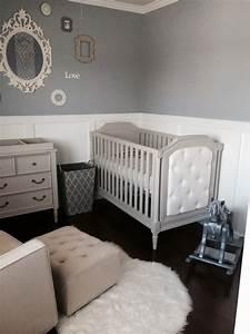 Elegant Baby Boy Nursery - Project Nursery