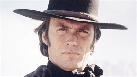 Clint Eastwood Actor Director Biography