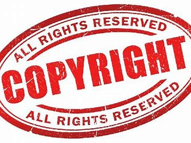 Image result for pictures on copyright