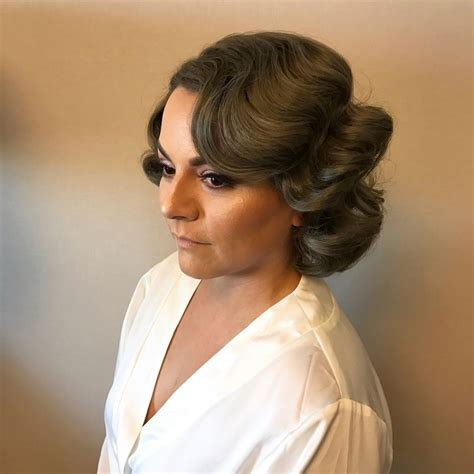 20s Hairstyle For Hair by Vintage Glam 18 Roaring 20s Hairstyles