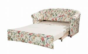Mein Sofa Höffner : gebl mtes schlafsofa beige bunt webstoff anke ~ Frokenaadalensverden.com Haus und Dekorationen