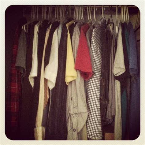 how to get your clothes to fit in a tiny house
