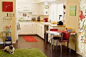 10, Kitchen, Decor, Ideas, For, Your, Mobile, Home, Rental