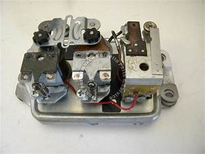1956 1962 Corvette Used Orig 1119001 Delco Remy Voltage Regulator 2c Date Code