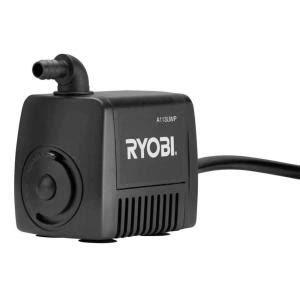 ryobi universal water pump pumps lawn and garden