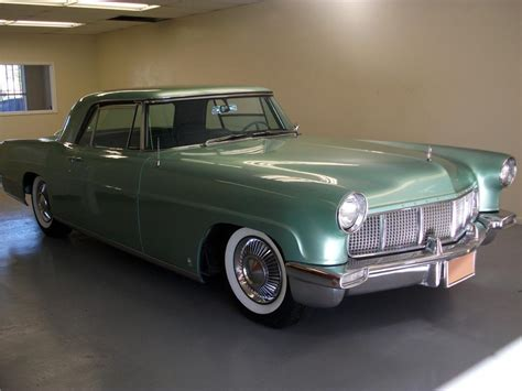 1957 LINCOLN CONTINENTAL MARK II 2 DOOR COUPE - 139452