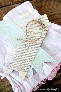 DIY Paper Bookmarks