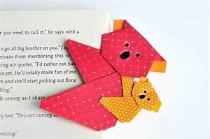 Faire Des Origami : marque page papier ku93 jornalagora ~ Nature-et-papiers.com Idées de Décoration