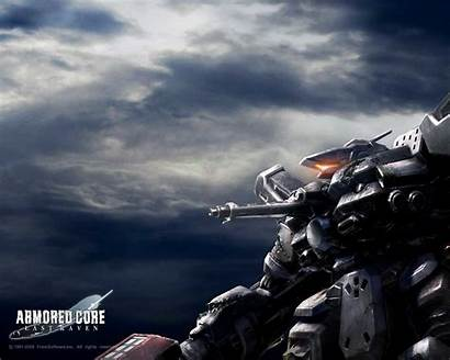 Armored Core Raven Last Background Wallpapers Abyss