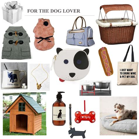 holiday gift guide for dog lovers and cyber monday