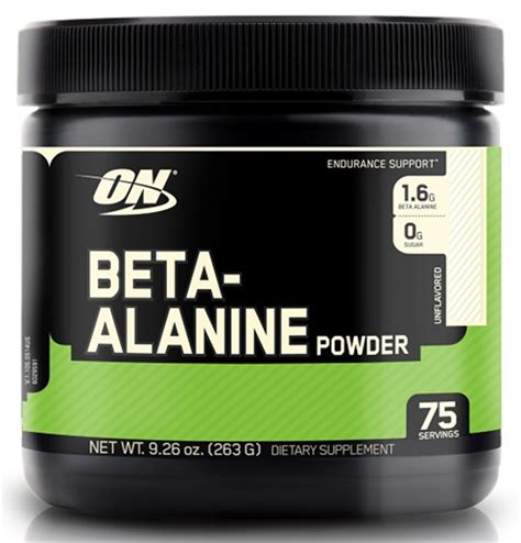 Optimum Nutrition Beta Alanine Powder | Sprint Fit NZ
