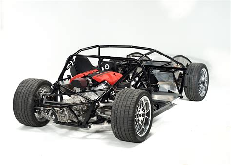 Car Frame by Gtm Rolling Chassis Factory Five Racing